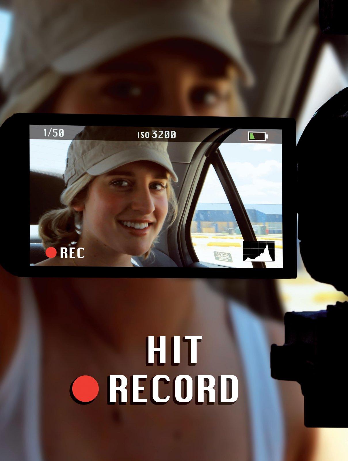 Hit Record - Poster - 18x24.jpg